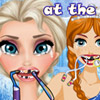 ELSA AND ANNA NEED DENTIST