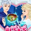 ELSA AND JACK VALENTINE DAY
