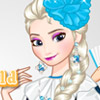 ELSA AROUND THE WORLD DRESS UP