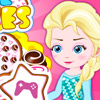 ELSA BABY LOVERS MAKE COOKIES