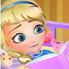 ELSA BED TIME GAME