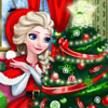ELSA CHRISTMAS HOUSE MAKEOVER