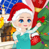 ELSA CHRISTMAS SLACKING