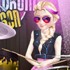 ELSA DRUM LESSON GAME