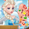 ELSA FOOT DOCTOR GAME
