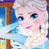 ELSA FROZEN MAGIC GAME