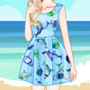 ELSA SHARK WEEK DRESS UP