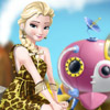 ELSA TIME TRAVEL PHREISTORIC AGE GAME