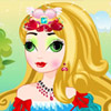 EVER AFTER HIGH APPLE WHITE HAIR AND FACIAL
