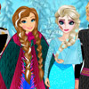 FIRST AID TO ANNA AND ELSA