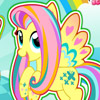 FLUTTERSHY RAINBOW POWER STYLE DRESS UP