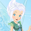 FROST FAIRY PERIWINKLE DRESS UP