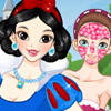 FAMOUS PRINCESS MAKEOVER