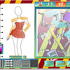 FASHION STUDIO CIRCUS GIRL