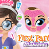 FIRST PARTY MAKEOVER GAME