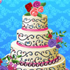 FLORAL WEDDING CAKE GAME