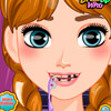 FROZEN ANNA DENTIST GAME