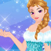 FROZEN FUN DRESSUP