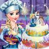 FROZEN WEDDING CAKE GAME
