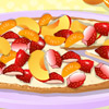 Fruity Dessert Pizza