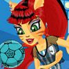 GHOUL SPORTS TORALEI DRESS UP GAME