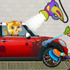 GINGER CAR WASH GAME