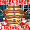 GINGERBREAD CHRISTMAS TREE GAME