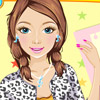 GLAM COLLEGE MAKEOVER GAME