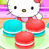 HELLO KITTY MACARONS GAME