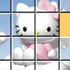 HELLO KITTY CLOUDS JIGSAW