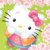 HELLO KITTY IN LOVE