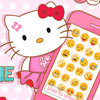 HELLO KITTYS PINK IPHONE