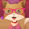 HIPSTER CAT DRESS UP GAME
