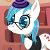 HIPSTER PONY DRESS UP