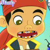 JAKE THE NEVERLAND PIRATE AT THE DENTIST