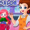 KIDS HAIR SALON GAME