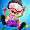 Little Kid Swimwear Game