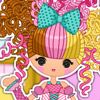 LALALOOPSY GIRLS SCOOPS WAFFLE CONE DRESS UP