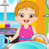 LITTLE BABY CARING GAME