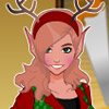 LITTLE CHRISTMAS ELF DRESS UP