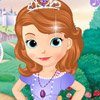 LITTLE SOFIA DRESS UP GAME