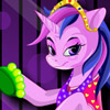 LITTLE TWILIGHT PONY MAKEOVER GAME