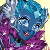 MONSTER HIGH ASTRANOVA DRESS UP