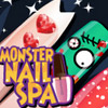 MONSTER NAIL SPA GAME