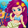 MAGICAL MERMAID DRESS UP
