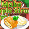 MAKE APPLE STRUDEL GAME