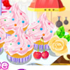 MAKE VANILLA CUPCAKES GAME