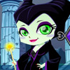 MALEFICENT DRESS UP GAME