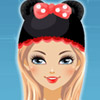 MICKEY MOUSE HATS MAKE UP GAME