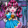 MONSTER HIGH CLOSET GAME